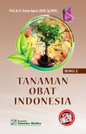 Cover Tanaman Obat Indonesia - Buku 2 oleh Azwar Agoes