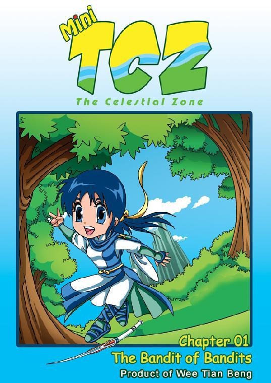 Mini TCZ The Celestial Zone Vol 1 by Wee Tian Beng Digital Book