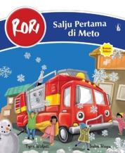 Rori: Salju Pertama di Meto by Tyas Widjati Cover