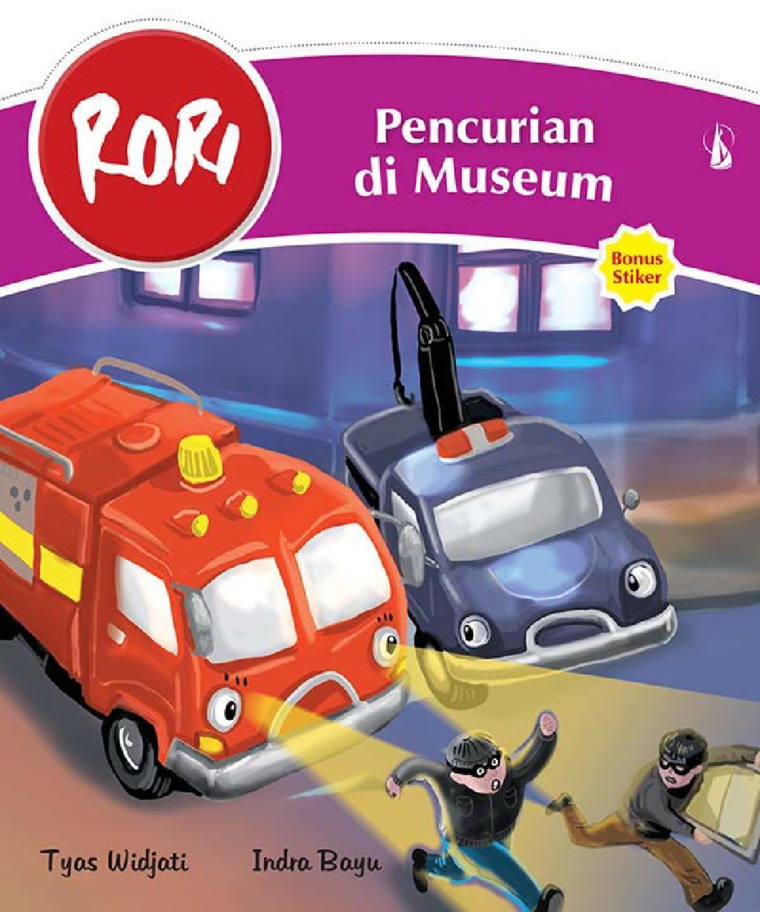 Rori: Pencurian di Museum by Tyas Widjati Digital Book