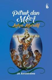 Petruk dan Mea: Lakon Liberatif by J.B. Banawiratma Cover