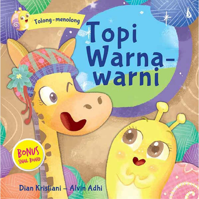 Topi Warna-Warni by Dian Kristiani, Alvin Adhi Digital Book