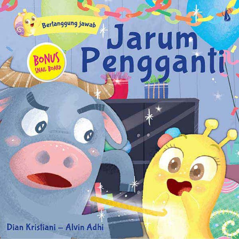 Buku Digital Jarum Pengganti oleh Dian Kristiani, Alvin Adhi