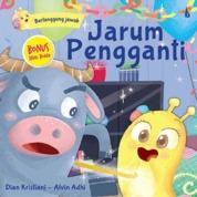 Jarum Pengganti by Dian Kristiani, Alvin Adhi Cover