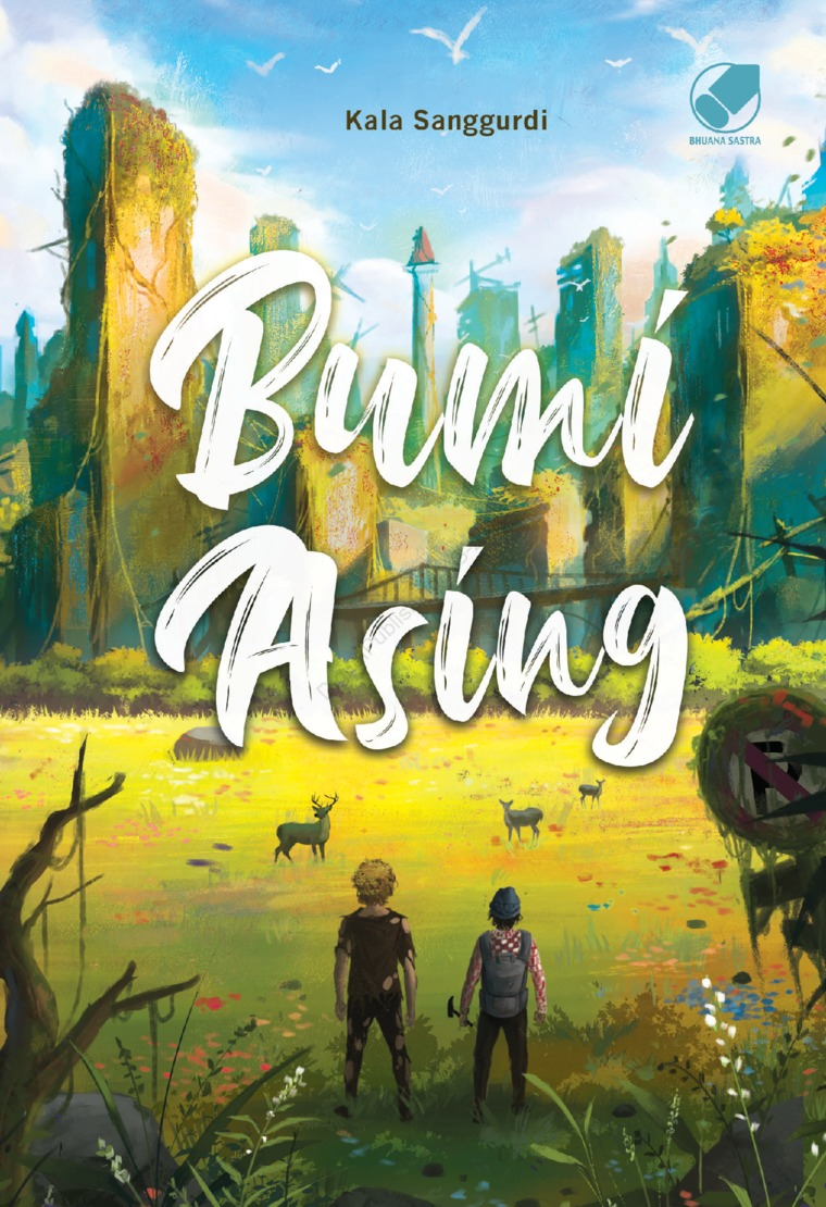 Bumi Asing by Kala Sanggurdi Digital Book