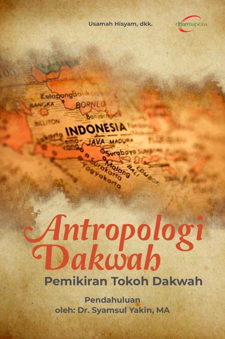 Buku Digital Antropologi Dakwah oleh Usamah Hisyam