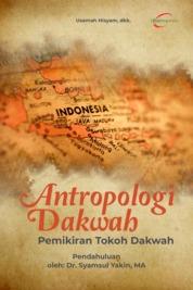 Cover Antropologi Dakwah oleh Usamah Hisyam