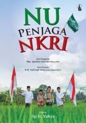 NU Penjaga NKRI by Iip D. Yahya Cover