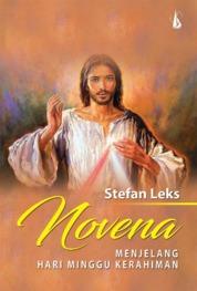 Novena: Menjelang Hari Minggu Kerahiman by Stefan Leks Cover