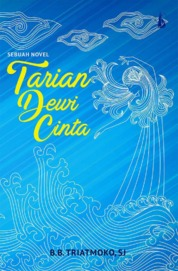 Tarian Dewi Cinta by B.B. Triatmoko, S.J. Cover