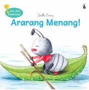 Cover Ararang Menang: Seri Aku Jadi Pemenang! oleh Stella Ernes