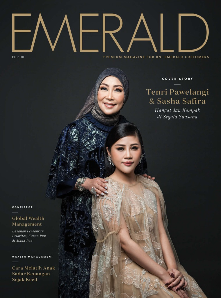 BNI EMERALD Digital Magazine ED 01 May 2019