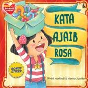 Cover Kata Ajaib Rosa: Seri Mengasihi - Berkata Sopan oleh Wrini Harlindi dan Hanny Juwita