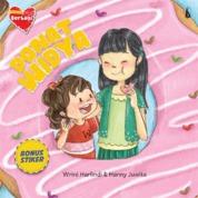 Cover Donat Widya: Seri Mengasihi - Berbagi oleh Wrini Harlindi dan Hanny Juwita