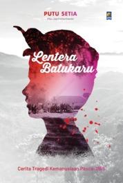 Cover Lentera Batukaru oleh Putu Setia
