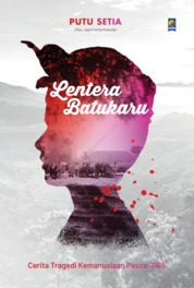 Lentera Batukaru by Putu Setia Cover