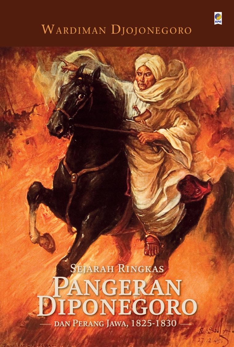 Buku Digital Sejarah Singkat Diponegoro oleh Wardiman Djojonegoro