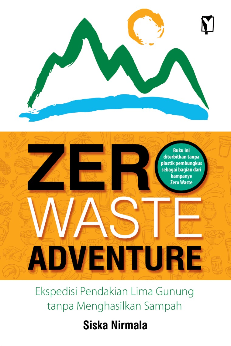 Buku Digital Zero Waste Adventure oleh Siska Nirmala