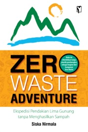 Cover Zero Waste Adventure oleh Siska Nirmala