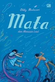 Cover Mata dan Manusia Laut oleh Okky Madasari