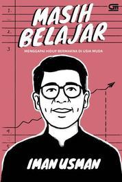 Cover Masih Belajar oleh Iman Usman