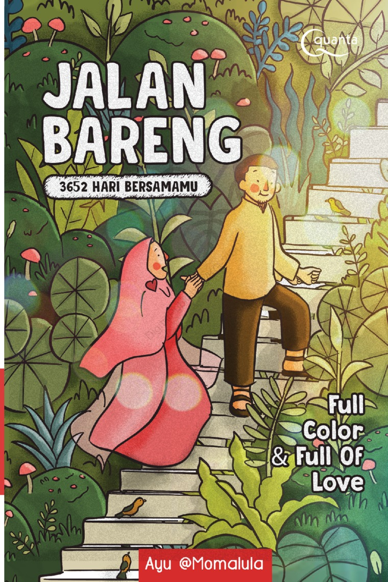 Jalan Bareng by Ayu @Momalula Digital Book