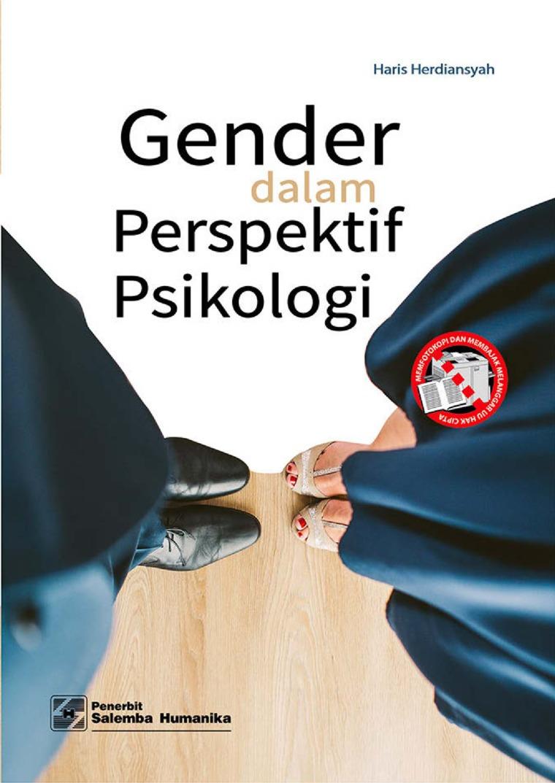 Buku Digital Gender dalam Perspektif Psikologi oleh Haris Herdiansyah