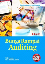 Cover Bunga Rampai Auditing Edisi ke-2 oleh Sukrisno Agoes, Jan Hoesada