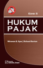 Hukum Pajak Edisi ke-5 by Wirawan B. Ilyas, Richard Burton Cover