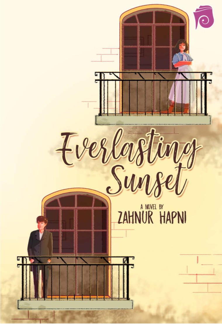 Everlasting Sunset by Zahnur Hapni Digital Book