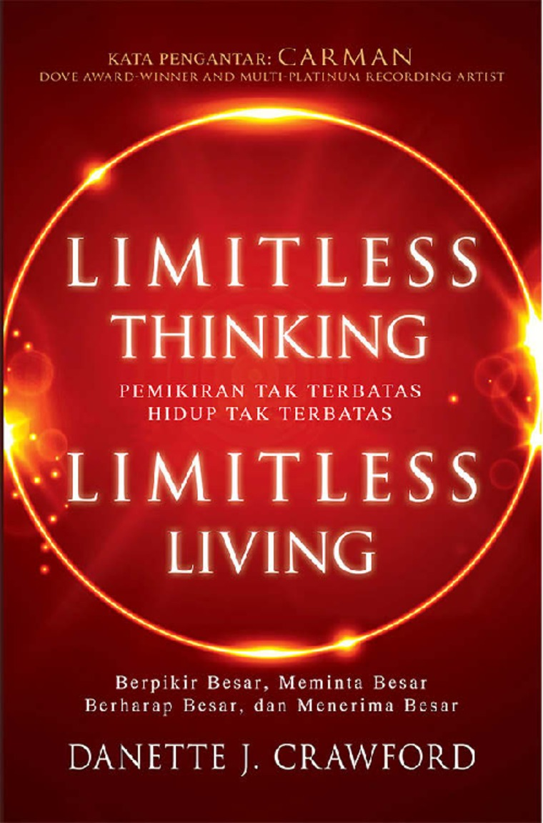Limitless Thinking, Limitless Living by Danette J. Crawford Digital Book