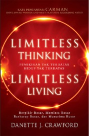 Limitless Thinking, Limitless Living by Danette J. Crawford Cover