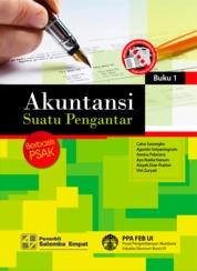 Akuntansi Suatu Pengantar 1: Berbasis PSAK by Catur Sasongko Cover