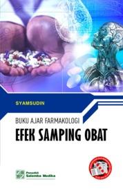 Cover Buku Ajar Farmakologi: Efek Samping Obat oleh Syamsudin