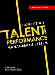 Cover Competency Based Talent and Performance Management System oleh Christine Manopo