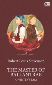 English Classics: The Master of Ballantrae: A Winter's Tale by Robert Louis Stevenson Cover