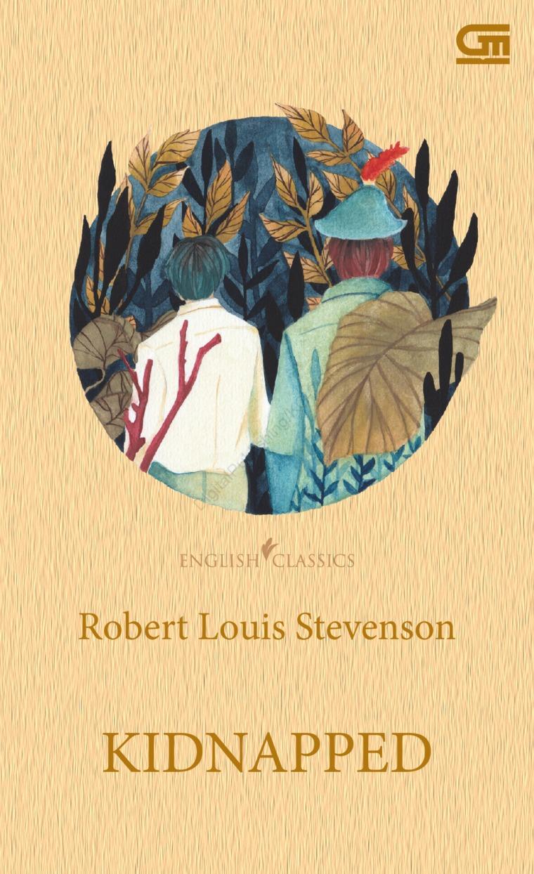 English Classics: Kidnapped by Robert Louis Stevenson Digital Book