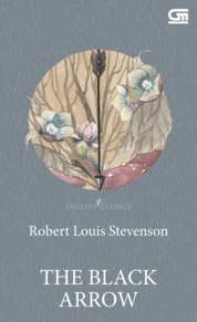 English Classics: The Black Arrow by Robert Louis Stevenson Cover