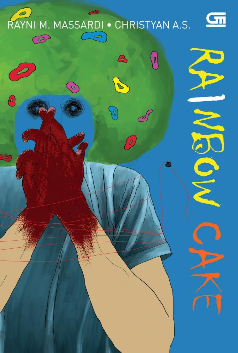 Rainbow Cake by Rayni Massardi & Christyan A.S. Digital Book