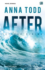Setelah Dirimu (After) by Anna Todd Cover