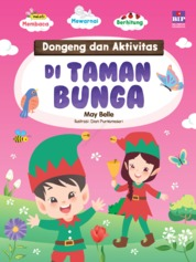 Dongeng Dan Aktivitas Di Taman Bunga by May Belle Cover