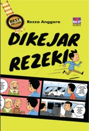 Dikejar Rejeki by Rezza Anggara Cover