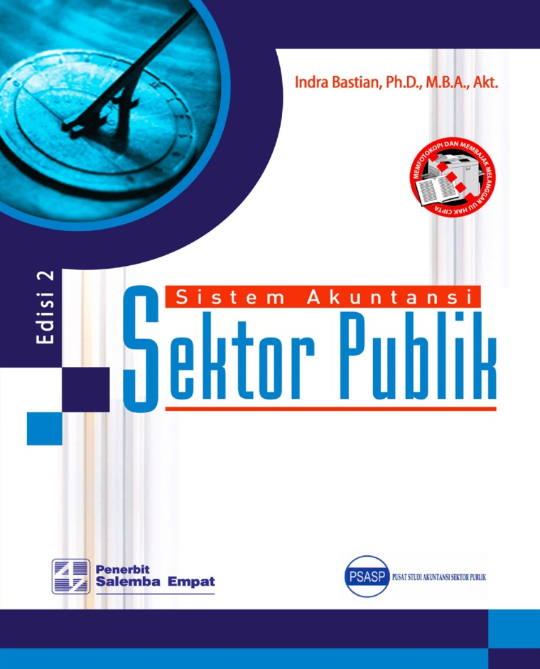 Sistem Akuntansi Sektor Publik Edisi ke-2 by Indra Bastian Digital Book