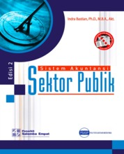 Cover Sistem Akuntansi Sektor Publik Edisi ke-2 oleh Indra Bastian