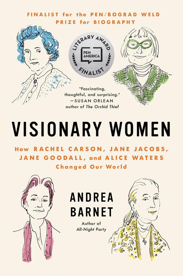 Visionary Women by Andrea Barnet Digital Book
