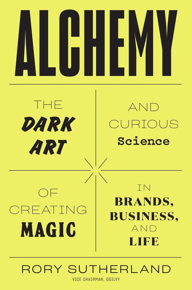 Buku Digital Alchemy oleh Rory Sutherland