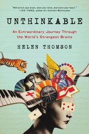 Unthinkable by Helen Thomson Cover