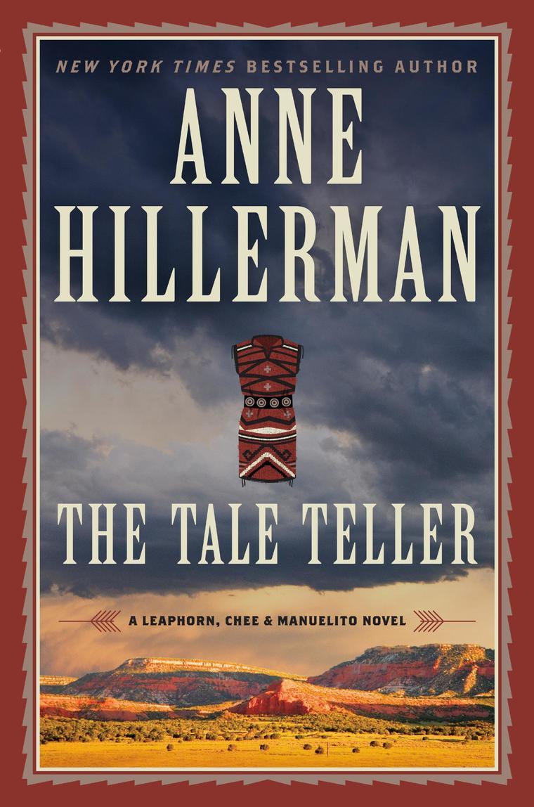 Buku Digital The Tale Teller oleh Anne Hillerman