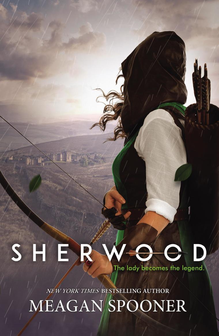 Buku Digital Sherwood oleh Meagan Spooner