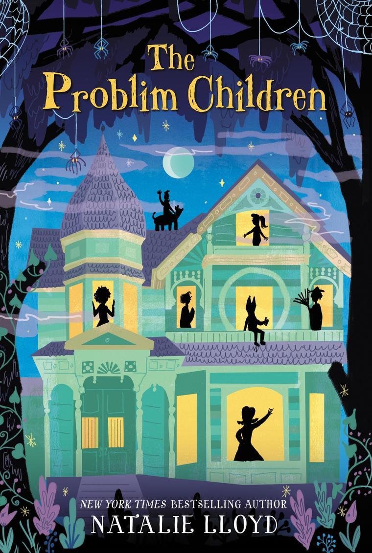 Buku Digital The Problim Children oleh Natalie Lloyd